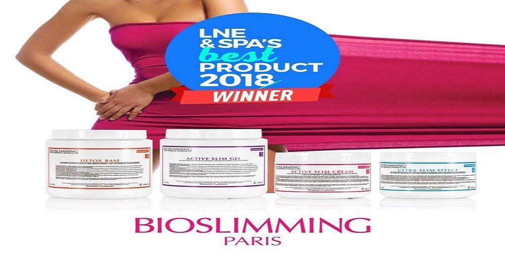 Bioslimming gagne le prix de LNE & Spa pour le meilleur produit